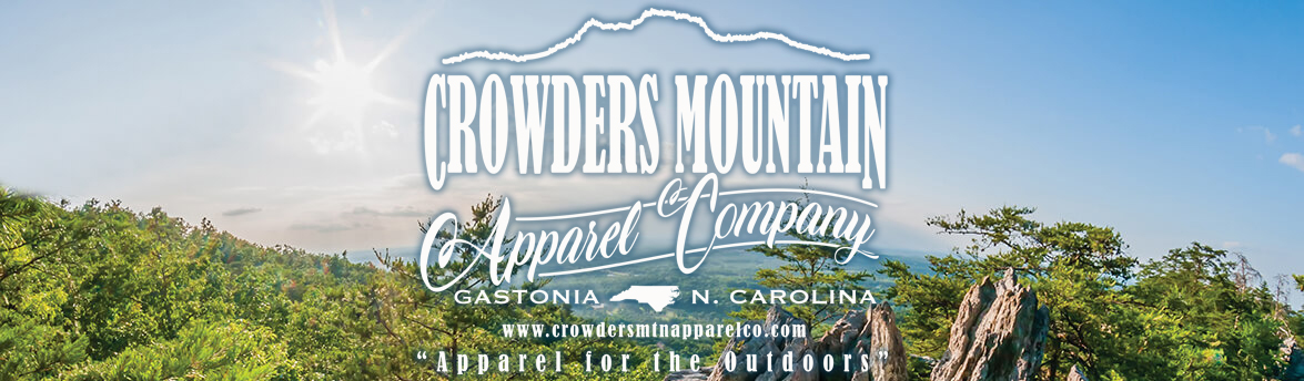 Crowders Mountain T-shirts, apparel
